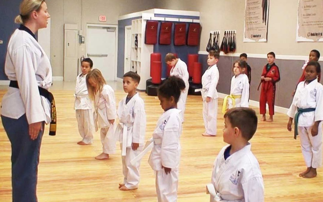 Martial Arts as Physical Education for Homeschooled Children
